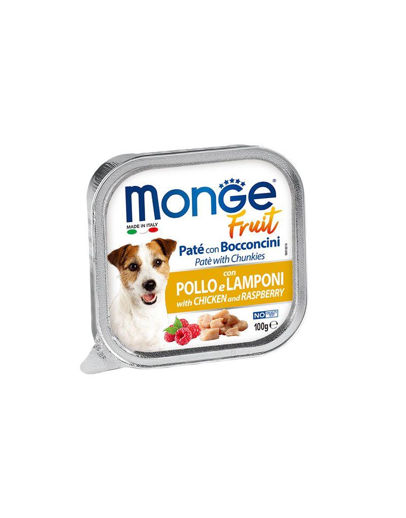 倍愛滿滿蔬果 雞肉+覆盆子 主食犬餐盒
