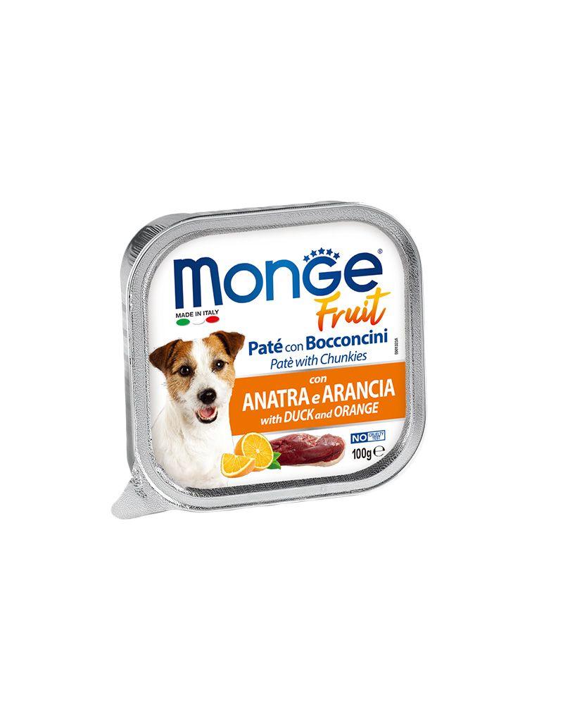 倍愛滿滿蔬果 鴨肉+橘子  主食犬餐盒