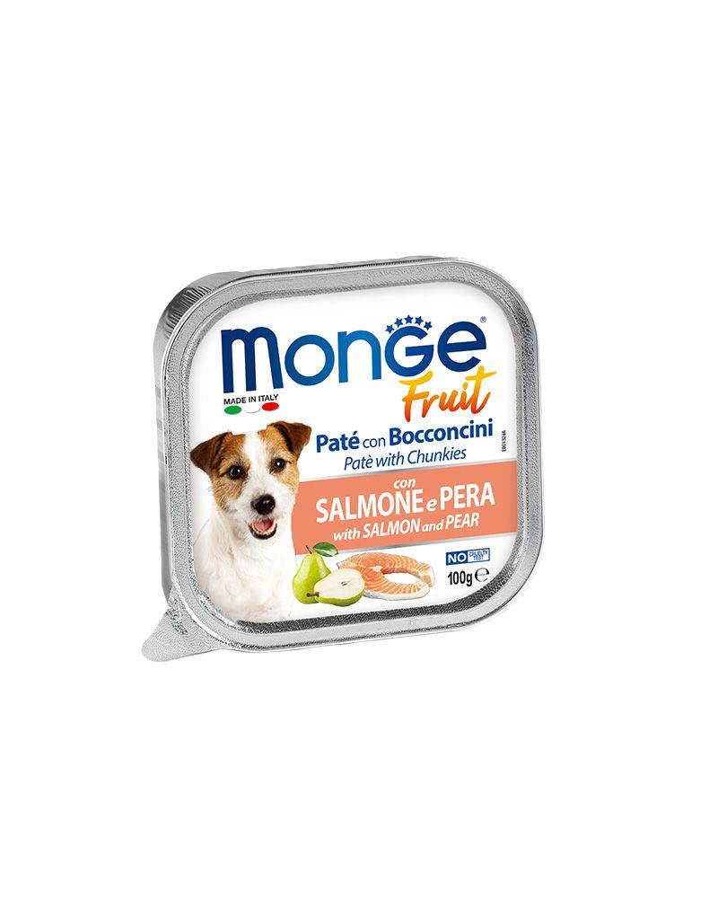倍愛滿滿蔬果 鮭魚+梨子  主食犬餐盒