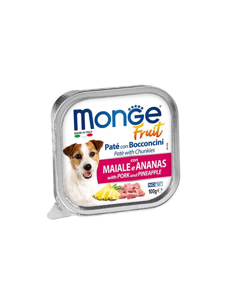 倍愛滿滿蔬果 豬肉+鳳梨  主食犬餐盒