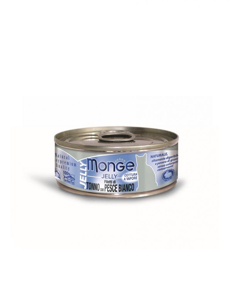 鮪魚+鯛魚  晶凍貓罐